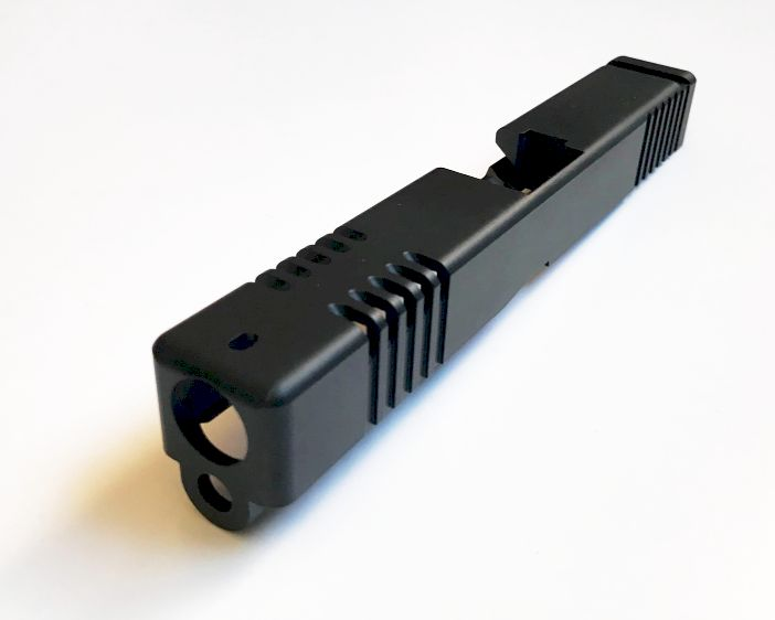 G17 Slides - Custom machined slides for the Glock 17